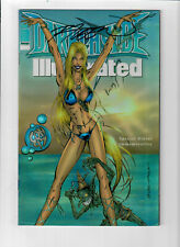 DARKCHYLDE ILLUSTRATED - Grade NM - 1997 Con Exclusive. Signed by Randy Green
