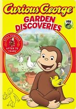 Curious George: Garden Discoveries (DVD,2016)