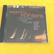 Scoperta the Frontiers of Rock, Jazz and World MUSICA, CD audio