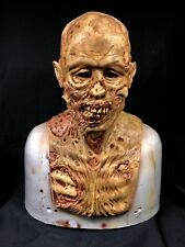 Madness FX - The Remains - Full Zombie Silicone Halloween Mask - MADE TO ORDER