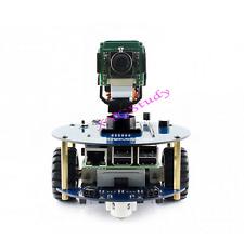 AlphaBot2 Raspberry Pi 3 Model B Robot Building Starter Kit Camera IR controller
