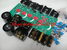 Power supply board DIY KIT 4 input 4 output with NOVER caps for LKS ES9018 DAC
