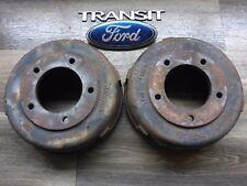 Ford Transit MK6 VI 2000-2006 RWD SET!!! 2x Bremstrommel YC1W-1126-DD