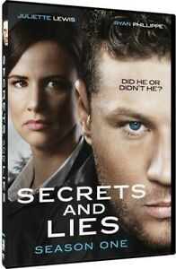 Secrets and Lies: Season One [New DVD] 2 Pack