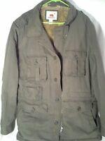 Dakaota Grizzly Military Style 8 pocket Heavy Insulated Men's Jacket Size XXL