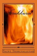 Tirukkural by Saint Thiruvalluvar (2011, Paperback, Large Type)