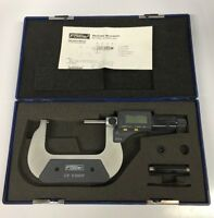 FOWLER ELECTRONIC MICROMETER PART NUMBER 54-850/860