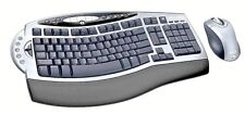 Microsoft Wireless Comfort Keyboard 1.0A and Wireless Optical Mouse 2.0