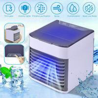 Aircooler Mobiles Klimagerät Luftkühler Tragbare USB Mini-Klimaanlage Ventilator