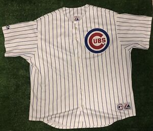 Chicago Cubs Jersey 22 Prior XXL