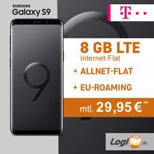 Samsung Galaxy S9 Handy mit Telekom Vertrag Allnet Flat inkl. nur 29,95€ mtl.