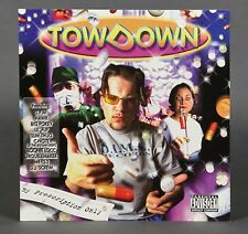 PROMOTIONAL 2-SIDED POSTER FLAT 12X12 TOWDOWN BY PRESCRIPTION ONLY RARE PROMO