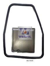 WESFIL Transmission Filter FOR BMW 7 SERIES 1985-1991 4HP22 WCTK44