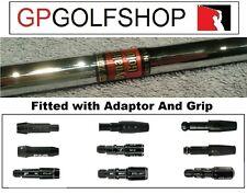Dynalite Gold Lite Steel R300 Regular Flex Driver shaft + adaptor Ping  M5, M6