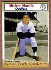 Mickey Mantle '57 New York Yankees Miller Press limited edition NM-MT