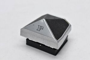[Exc Nikon F Silver Eye Level Prism Finder late for from JAPAN