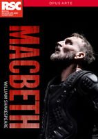 Macbeth: Royal Shakespeare Company DVD (2019) Christopher Eccleston, Findlay