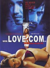 WWW.LOVE.COM DVD Mika Singh, Jai Karla HINDI MOVIE ENGLISH SUBTITLES