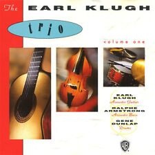 The Earl Klugh Trio ‎– Volume One / Ralphe Armstrong Gene Dunlap WARNER RECORDS