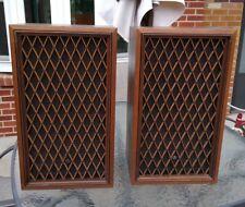 Pair of Vintage Pioneer CS-33A Floor Speakers FB Cones