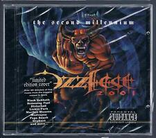 OZZYFEST 2001 CTHE SECOND MILLENNIUM OZZY OSBOURNE CD F.C.  SIGILLATO!!!