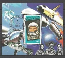 Cosmos Djibouti (17) bloc oblitéré