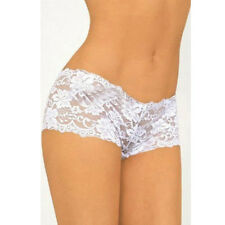 Women's Lace Boyshorts G-string Panties Briefs Thong Knickers Lingerie Underwear