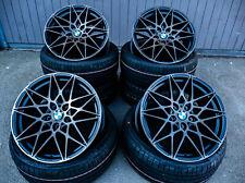 19 Zoll B2 Felgen für BMW 5er F10 F11 M Performance 4er F32 F33 F36 X1 X3 M4