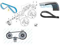 BMW E46 E39 E38 E53 M57 330 530 3.0D 5PK810 Air Con Compressor Belt 64557786170