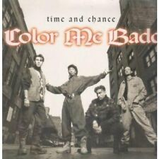 """Color me Badd Time and chance [Maxi 12""""]"""