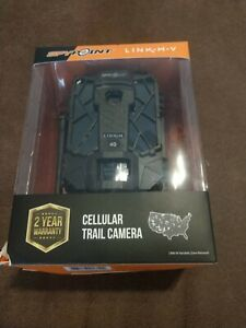 SPYPOINT LINK-W-V Cellular Trail Camera - BRAND NEW! NIB