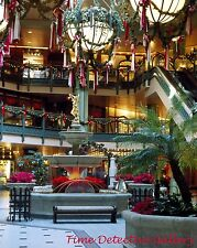 Georgetown Park Mall at Christmas Time (2), Wash. D.C. - Giclee Photo Print