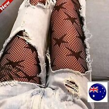 Women lady Sexy Party Fish Net Fishnet Star Stockings Hosiery Pantyhose Tights