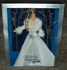 2003 Holiday Visions Barbie Special Edition - Winter Fantasy 1st in Series
