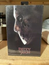 Neca Freddy Vs Jason Friday The 13th 7� Ultimate Action Figure Collection New