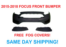 Primered Bumper Cover Assembly Front Ford Focus 2015 2016 2017 2018 2019
