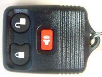 keyless entry remote control 2004 04 Ford F150 car transmitter alarm key fob