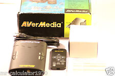 AVERMEDIA AVERFOTOPLAY CompactFlash & Smartmedia Lector Para TV AV/S-Video Out PU