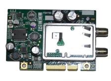 Reel Multimedia Reelbox DVB-S2-Dual-Tunersteckkarte 2x In & 1x Out Tuner für Sat