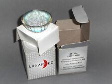 LUNARTEC PE-5730 LED Strahler Spot 20 LEDs weiss 230Volt E27 1,5W - NEU & OVP