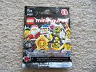 LEGO Collectible Minifigs - Rare - Santa - New & Sealed - Series 8 8833
