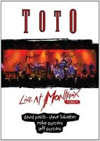 TOTO - LIVE AT MONTREUX 1991   DVD NEUF