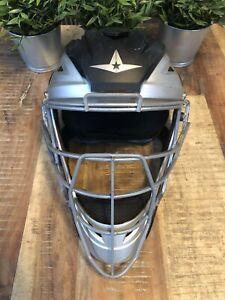All Star MVP 2500 Catchers Helmet System 7 - 7 3/4 Adult Face Mask Baseball