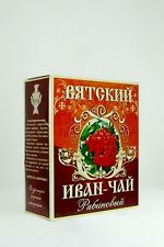 Herbal Russian IVAN TEA with Rowan, 100 gr, epilobium, иван-чай рябина, Sorbus