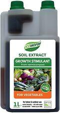 Ecoworm- Earthworm Castings Organic Liquid Fertilizer - Vegetables (makes 52gal)