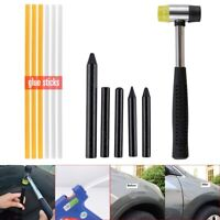 Car Body Dent Paintless DIY Removal Rubber Hammer Tap Down Tools 7mm Glue Sticks