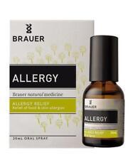 Brauer Allergy 30ml oral spray relief food skin allergies