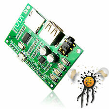 BT201 MP3 Player Decoder Bluetooth 5.0 Modul TF Card Reader UDisk USB 3.3-5V