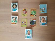 Panini Europa 80 Almost Complete Set of Loose Stickers & Empty Album