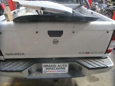 Nissan D22 Navara rear Bumber  2010 yd25 Navara D22 Wrecking complete